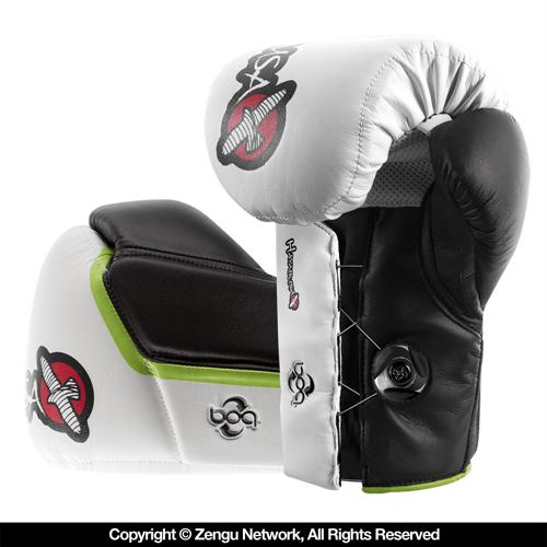 Hayabusa Hayabusa Mirai Striking Gloves (White)